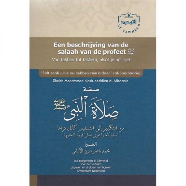 Een-Beschrijving-van-de-Salaah-van-de-Profeet